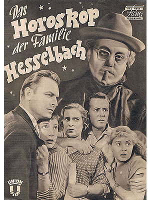 FILM PROGRAMM Das Horoskop der Familie Hesselbach 1