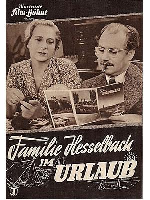FILM PROGRAMM Familie Hesselbach im Urlaub 2