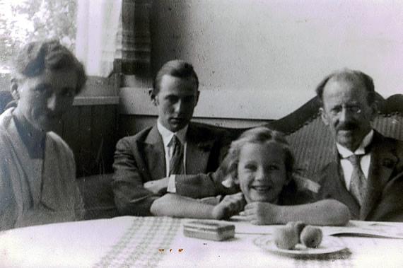 Familie Schmidt 1932