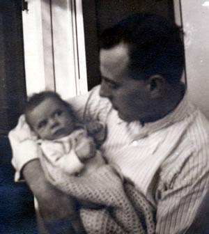 Wolf Schmidt und Tochter Anja