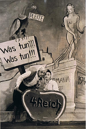Die Zeitgenossen (Kabarett)- Das Vierte Reich