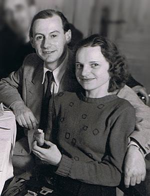 Wolf Schmidt und Gretl Pilz 1948