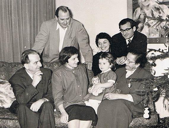 Schorsch und Marie 1958