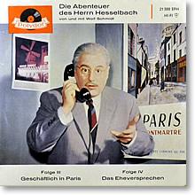 Schallplatte 2