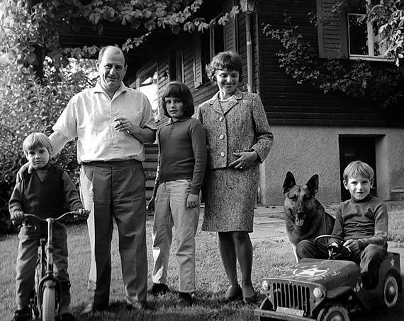 Familie Schmidt in Hagnau