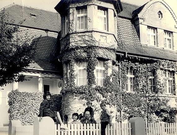 Das Haus in Saulgau