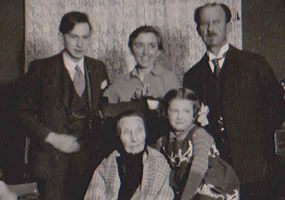 Familie Schmidt 1931