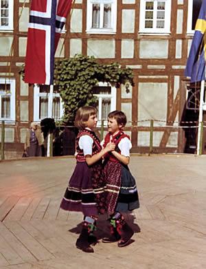 Brigitte März und Freundin