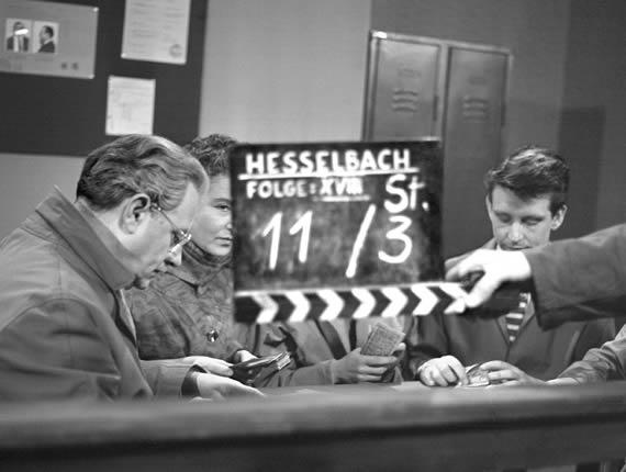 Liesel Christ mit Wolf Schmidt