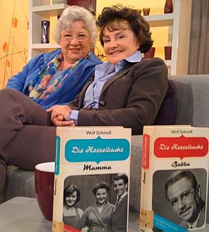 Susanne von Bergen und Gaby Reichardt