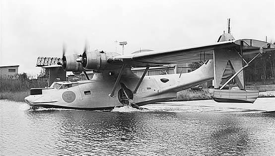 Sjöflygplan Catalina